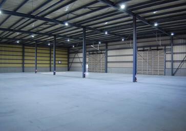 倉庫・保冷倉庫 - 事業案内のアイキャッチ画像