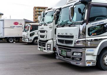 レンタルトラック - 事業案内のアイキャッチ画像